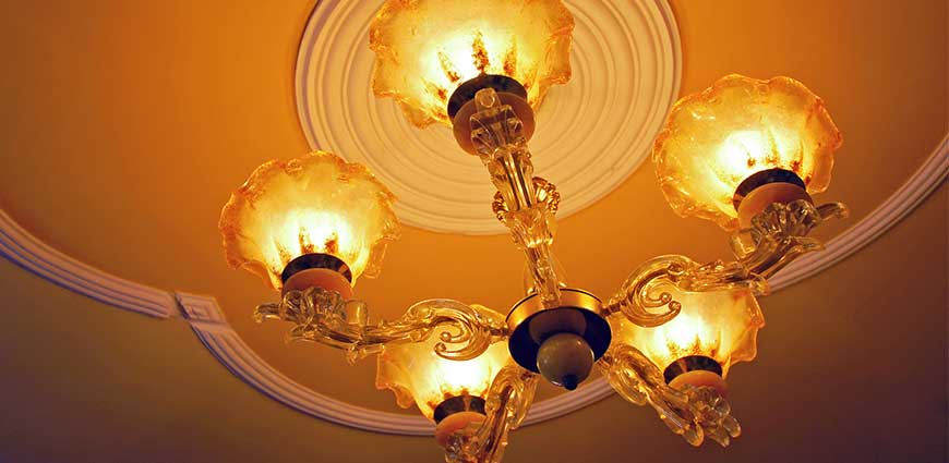 Accent lighting design repair and installation services in