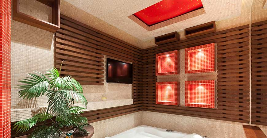 Ambient lighting design repair and installation services in anoka mn