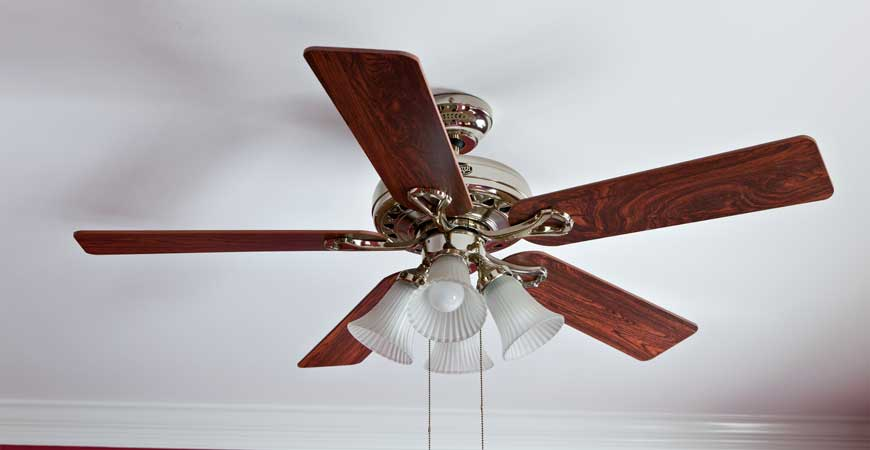 Ceiling Fan Services In Anoka Mn