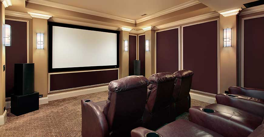 Home Theater Wiring Services In Anoka Mn