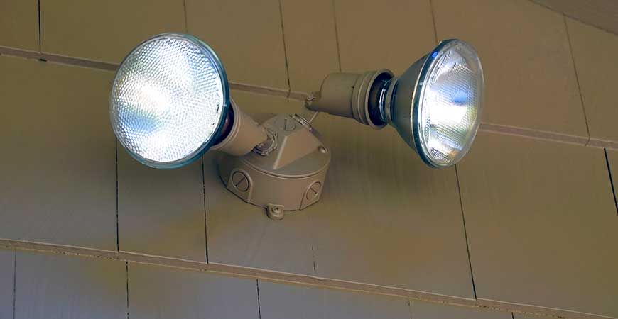 Anoka motion sensor security lighting repair and installation motion sensor security lighting repair and installation services in anoka mn aloadofball Images