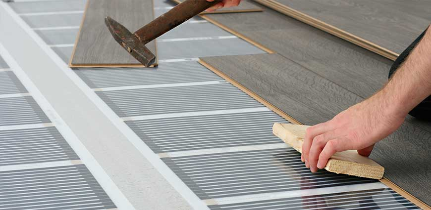 Anoka Radiant Heating System Installation And Repair Services In - How to repair radiant floor heating system